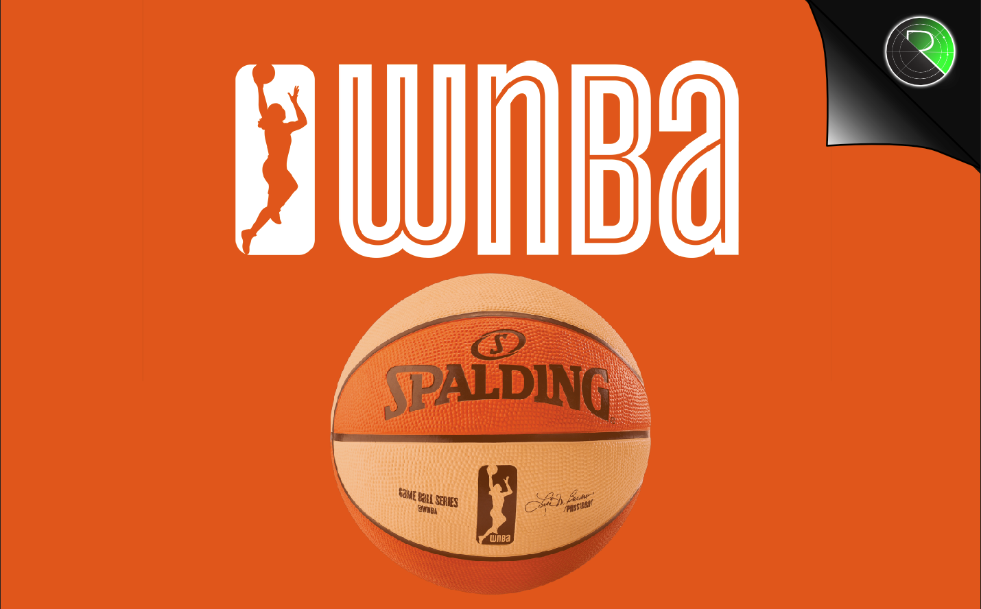 wnba site screenshot